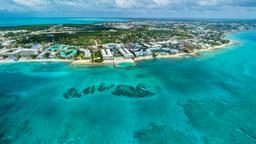 Find cheap flights from Oklahoma to Grand Cayman