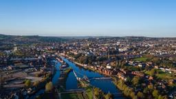 Find cheap flights to Exeter