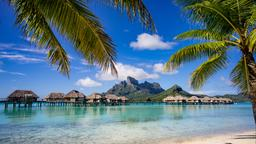 Find cheap flights from Orlando to Bora Bora