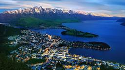 Find cheap flights from Albuquerque to Queenstown