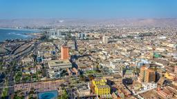 Find cheap flights from Chicago to Arica