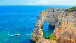 Find cheap flights from North Carolina to Algarve