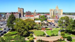 Find cheap flights from Roanoke to Louisiana