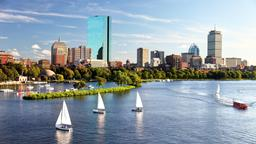 Find cheap flights from Saltillo to Boston