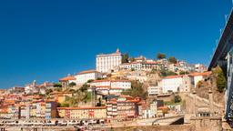 Find cheap flights from Atlanta to Porto