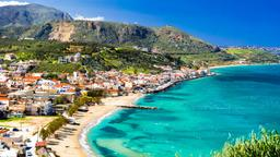Find cheap flights from Florida to Crete