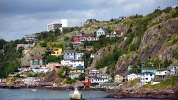 Find cheap flights from Washington to St. John's