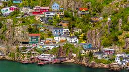 Find cheap flights from Richmond to St. John's