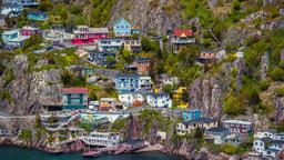 Find cheap flights from Milwaukee to St. John's
