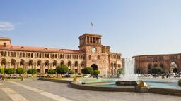 Yerevan hotels near Republic Square