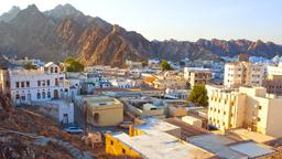 Find cheap flights from Washington Dulles Airport to Muscat
