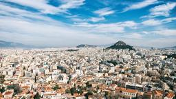 Find cheap flights from Madison to Athens