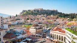 Find cheap flights from Ontario to Athens