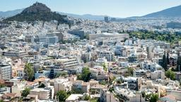 Find cheap flights from Newark Liberty Airport to Athens