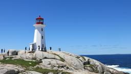 Find cheap flights from New York John F Kennedy Airport to Nova Scotia