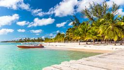 Find cheap flights from Lafayette to Caribbean Islands