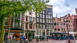 Find cheap flights from Burbank to Amsterdam