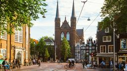 Find cheap flights to Amsterdam