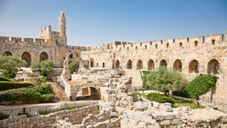 Jerusalem hotels near Tower of David