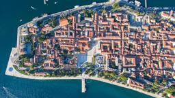 Zadar hotels near Forum