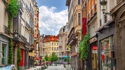 Find cheap flights to Brussels Airport