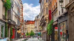 Find cheap flights from Michigan to Brussels