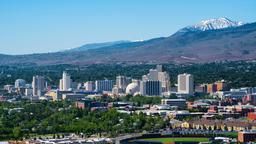 Find cheap flights from Canada to Reno