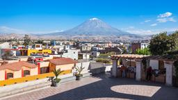 Find cheap flights from Chicago to Arequipa