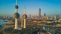 Find cheap flights from San Francisco to Kuwait