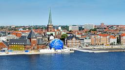 Find cheap flights from Washington to Aarhus