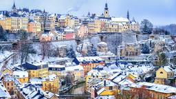 Find cheap flights from Minneapolis to Luxembourg