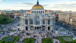 Find cheap flights from Daytona Beach to Mexico City Federal District