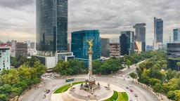 Find cheap flights from Indianapolis to Mexico City Federal District