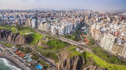 Find cheap flights from Baltimore to Lima