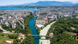 Find cheap flights from Hawaii to Geneva