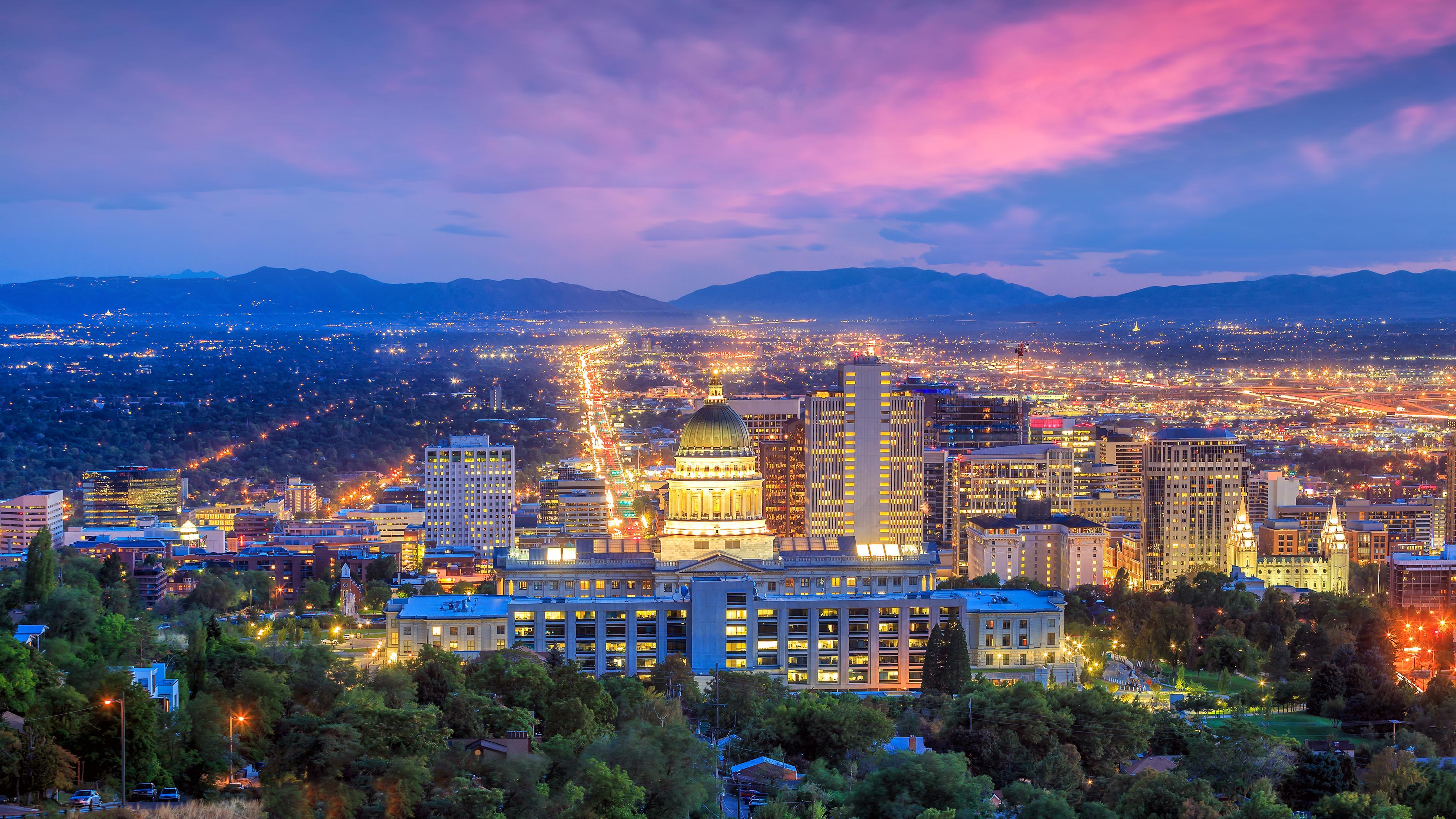 Speed Dating w Salt Lake City w stanie Utah