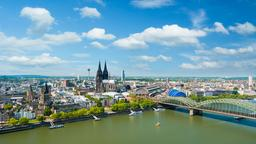 Find cheap flights from Chicago to Cologne