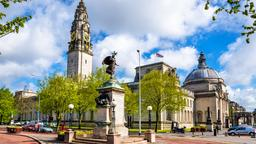 Find cheap flights from Texas to Cardiff