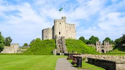 Find cheap flights from Rhode Island to Cardiff