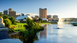 Find cheap flights from Chicago to Adelaide