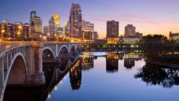 Find cheap flights from Saint George to Minneapolis