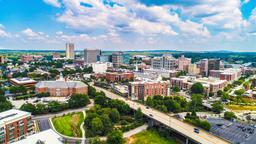 Find cheap flights from Europe to Greenville