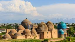 Find cheap flights from Atlanta to Uzbekistan
