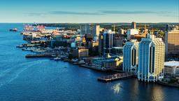 Find cheap flights from Ohio to Halifax