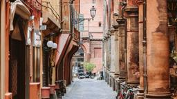 Find cheap flights from Santa Ana to Bologna