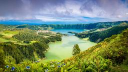 Find cheap flights from Washington Dulles Airport to São Miguel