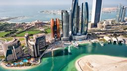 Find cheap flights from Reagan Washington National Airport to Abu Dhabi