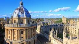 Oxford hotels near All Souls College