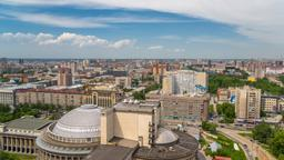 Find cheap flights from Raleigh to Novosibirsk