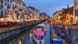 Find cheap flights from Baltimore to Milan